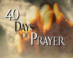 40 Hari Doa